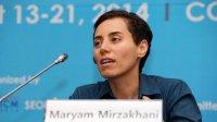 ملکه ریاضی ایران معادله مرگ رو خیلی زود حل کرد